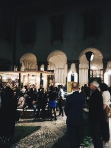 Ortofabbrica at Palazzo Cusani