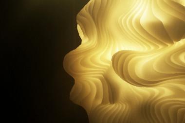 Fantastic 3D Printing Lamp