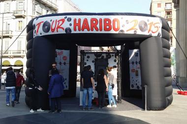 TOUR HARIBO 2015