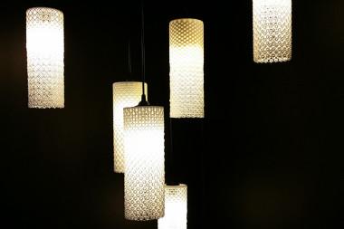 Xuberance / 3D Printed Lamp