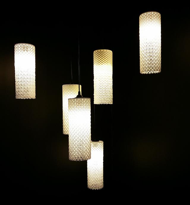 Xuberance Lamp
