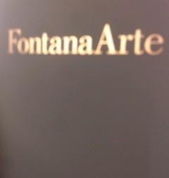 Fontana Arte light fixture – LUNAIRE by Ferreol Babin