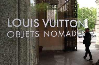 OBJECTS NOMADES BY LOUIS VUITTON