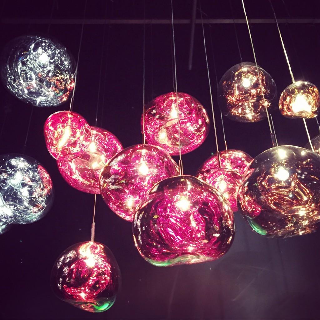 Melt Lamp by Tom Dixon