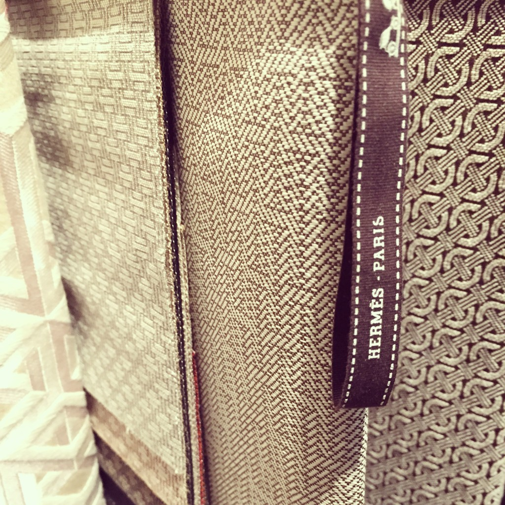 Hermès Fabric