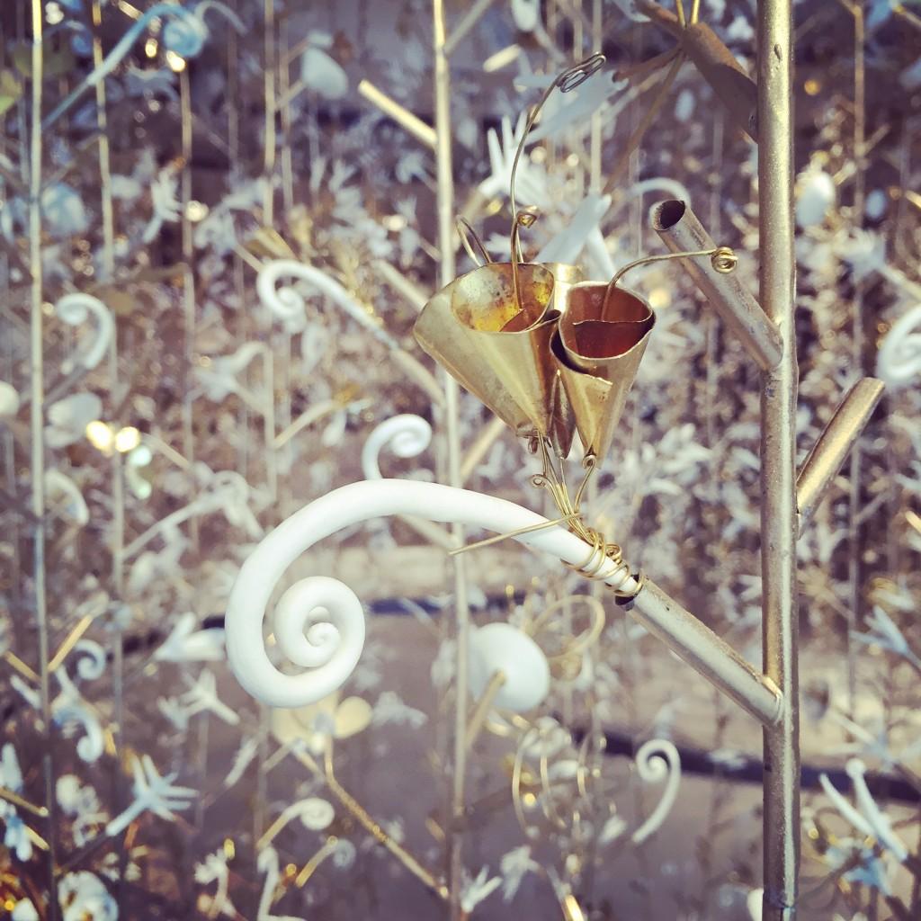 Hanging Garden by Kris Ruhs
