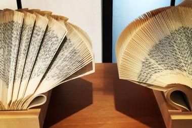 Folded Books by Crizu