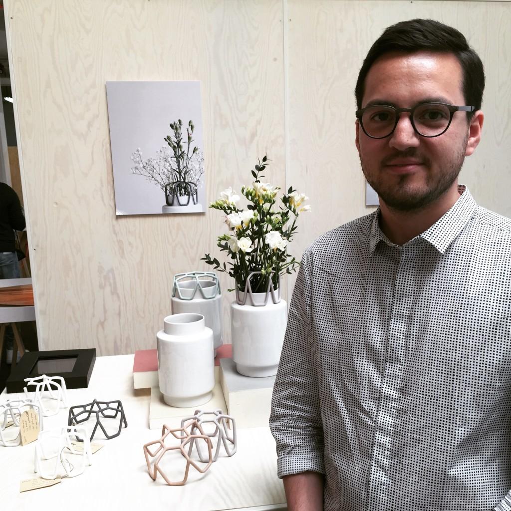 Vase Choice by Marcel Krummenacher