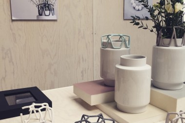 Vase Choice by Marcel Krummenacher @Lambrate