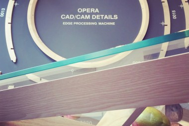 Opera by Marco Bellini for Meritalia @Via Durini