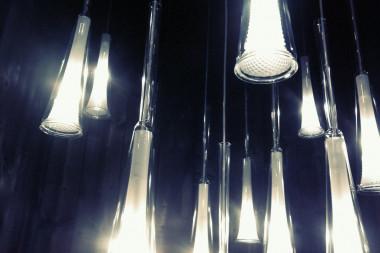 Preciosa: 'Solitaires' Lighting Collection in Brera Design District