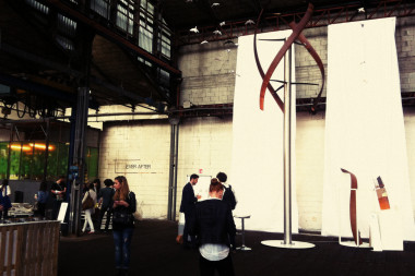 Video: 'ENESSERE Wind Generator' at Ventura Lambrate