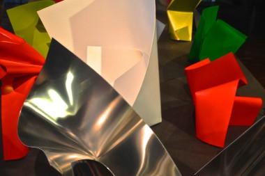 MORPHEMES – The Aluminium Sculptures