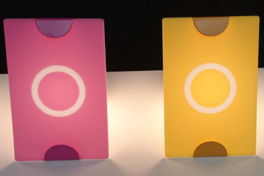 MOOD Lamp by Julien Garnier – Puzz'le design
