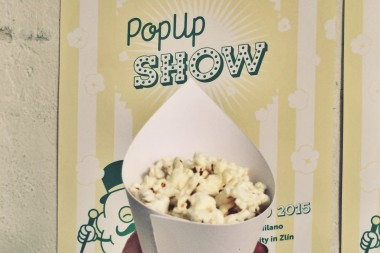 POP UP // show