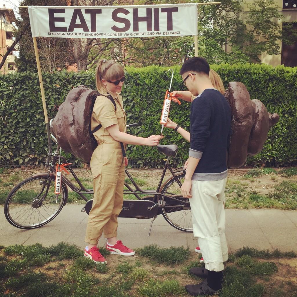 Eat Shit @Ventura