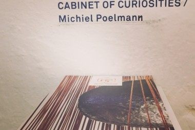 Cabinet of Curiosities by Michiel Poelmann @Lambrate