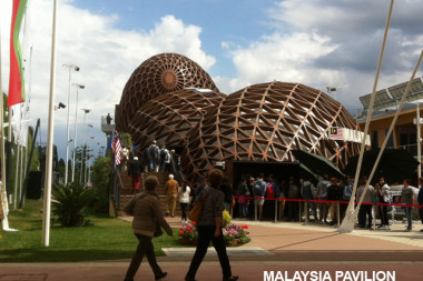 EXPO 2015 MILAN DIARY